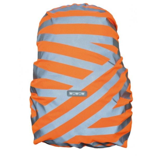 c480263fbd3 Rugzakhoes waterdicht -overtrek tas - WOWOW bagcover berlin oranje